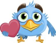 RoBird Plumage - Love