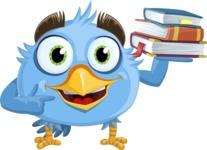 RoBird Plumage - Books