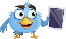 RoBird Plumage - iPad 1