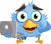 RoBird Plumage - Laptop 2