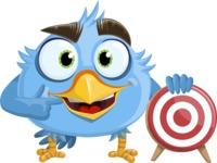 RoBird Plumage - Target