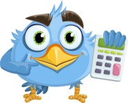 RoBird Plumage - Calculator