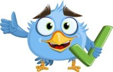 RoBird Plumage - Check