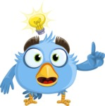 RoBird Plumage - Idea