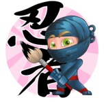 Toshi the Smart Ninja - Shape 8