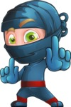 Toshi the Smart Ninja - Direct Attention 2
