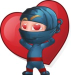 Toshi the Smart Ninja - Love