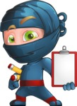 Toshi the Smart Ninja - Note 1