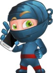Toshi the Smart Ninja - Smartphone 2