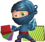 Toshi the Smart Ninja - Sale 2