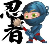 Toshi the Smart Ninja - Creativity