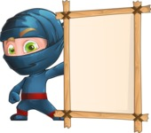 Toshi the Smart Ninja - Presentation 4