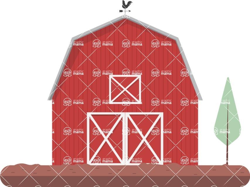 Project: Buildings - Farm