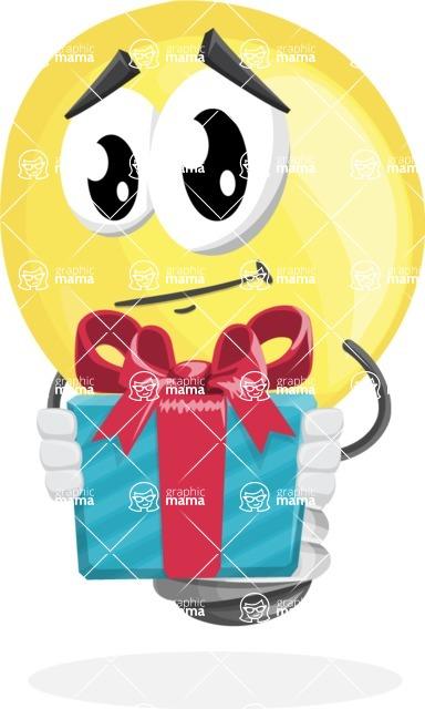 Mr. Bulb DeLight - Gift