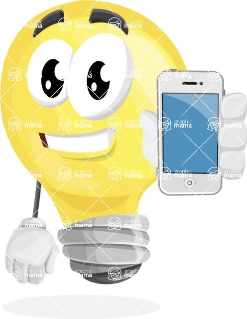 Mr. Bulb DeLight - iPhone