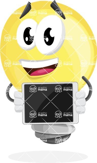 Mr. Bulb DeLight - iPad 2