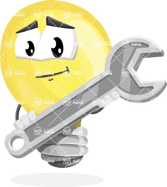 Mr. Bulb DeLight - Repair