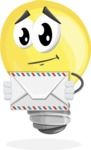 Mr. Bulb DeLight - Letter