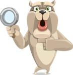 Cute English Bulldog Cartoon Vector Character AKA Rocky the Bulldog - Search
