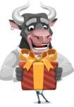Will Horns - Gift