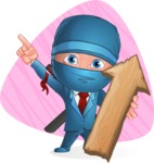 Hideki the Business Ninja - Shape 5
