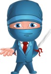 Hideki the Business Ninja - Sorry
