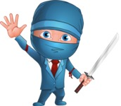 Hideki the Business Ninja - Hello