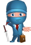 Hideki the Business Ninja - Oops