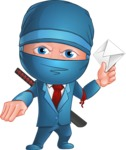 Hideki the Business Ninja - Mail