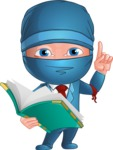 Hideki the Business Ninja - Book