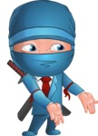 Hideki the Business Ninja - Show 1