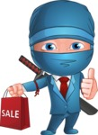 Hideki the Business Ninja - Sale 1