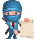 Hideki the Business Ninja - Sign 6