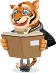 Vice Tiger - Book 1