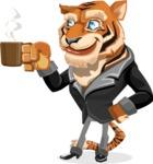 Vice Tiger - Coffee