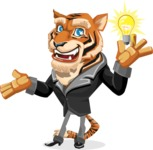 Vice Tiger - Idea 1