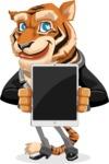 Vice Tiger - iPad 1