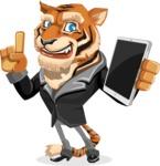 Vice Tiger - iPad 3