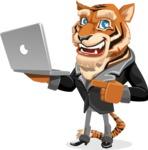 Vice Tiger - Laptop 1