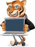 Vice Tiger - Laptop 2