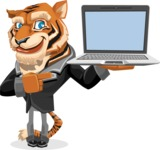 Vice Tiger - Laptop 3