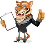 Vice Tiger - Notepad 1