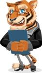 Vice Tiger - Notepad 2