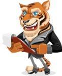 Vice Tiger - Notepad 3