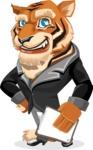 Vice Tiger - Notepad 4