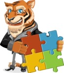 Vice Tiger - Puzzle