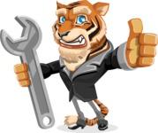 Vice Tiger - Repair