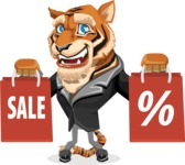 Vice Tiger - Sale 2