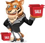 Vice Tiger - Sale