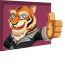 Vice Tiger - Shape 3